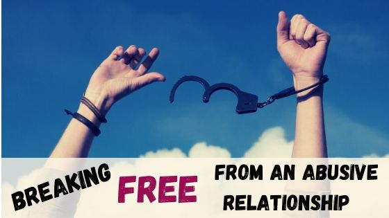 Breaking free from abuse