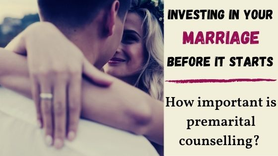 How important is premarital counseling?