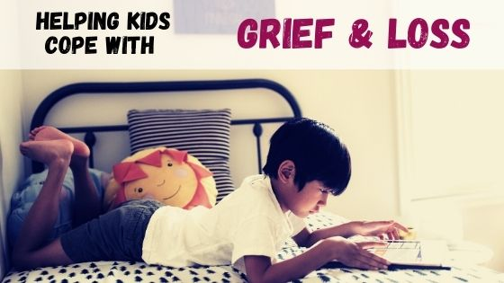 Helping kids cope with grief