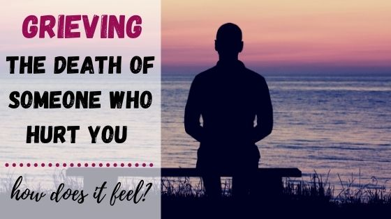 Grieving the death of a difficult person